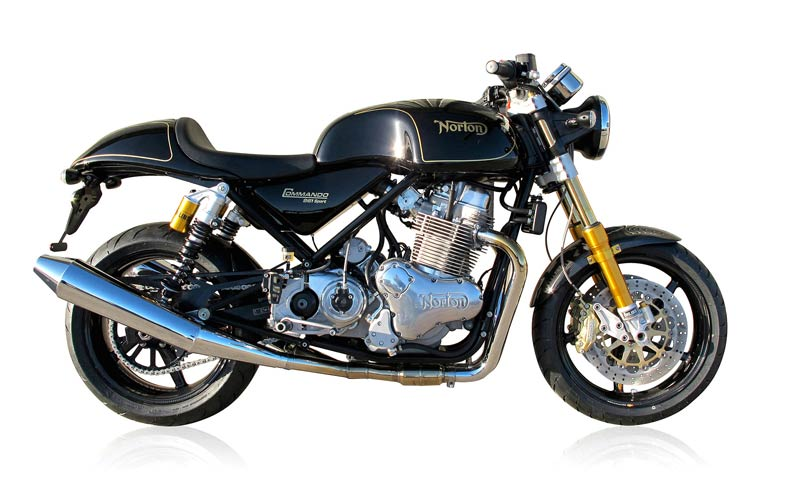 Norton Commando 961 Sport - 2014