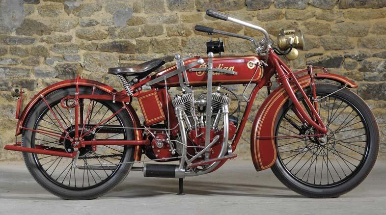 Moto Indian Powerplus 1918
