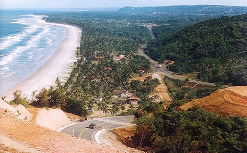 Estrada-Parque-Bahia
