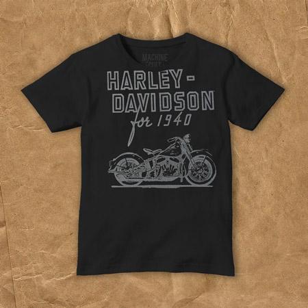 camiseta-harley-davidson-preta