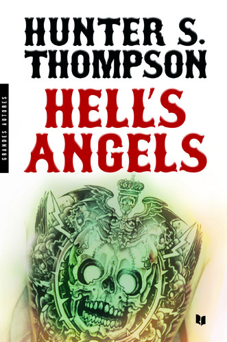 livros-sobre-motos-Hell's-Angels-hunter-thompson