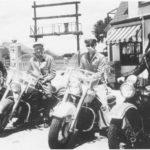 Motociclistas da década de 50
